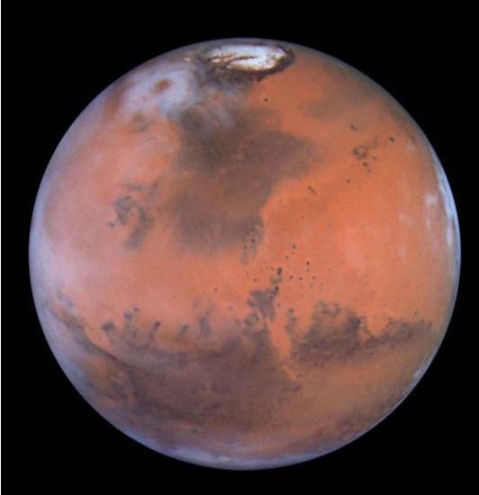 火星(新浪科技配图)