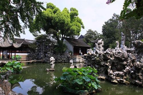 一,江南园林艺术设计思想与禅的v园林mac设计软件家装图片