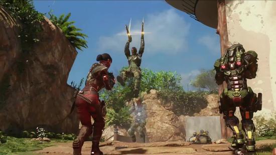 《使命召唤12》多人模式游戏画面