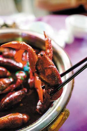 小龙虾健康吗?