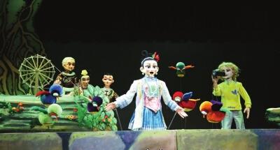 《侗寨寻歌》获全国木偶皮影剧目展演优秀剧目奖