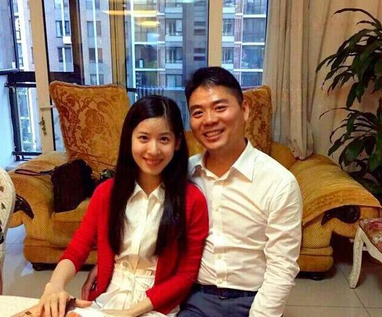 奶茶妹妹 刘强东