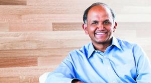 纳拉延在Adobe奋斗9年成为CEO。
