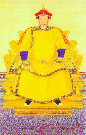 努尔哈赤画像