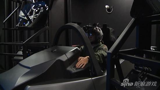 美军打造万亿美元飞行模拟器