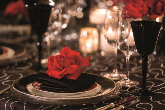 巴罗洛浪漫情侣晚餐