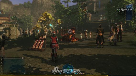 科幻网游《异域》游戏截图