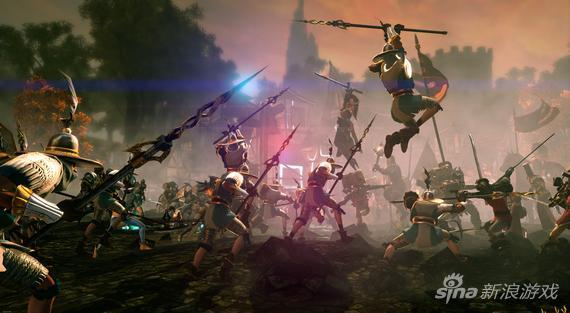 《异域》游戏截图