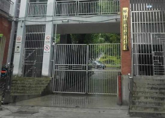 巫溪镇泉小学。