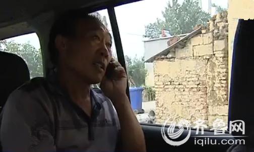 孙业龙,是枣庄市台儿庄泥沟镇东黄村的一名普通村民,今年已经五十八岁,18年来,他一直活在羞辱中(视频截图)