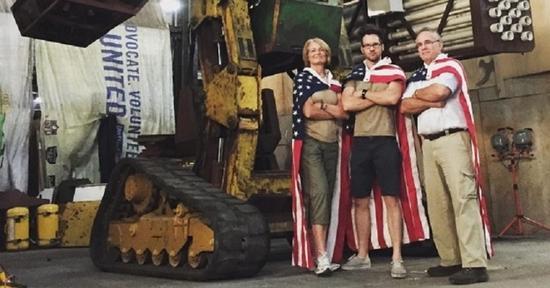日美機器人大戰在即 美國隊要眾籌升級機器人