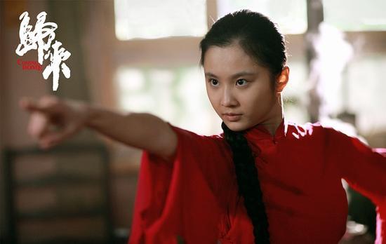 张慧雯凭借《归来》入围最佳女配