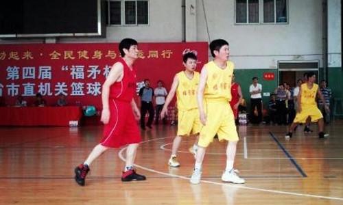 市长打篮球为何技压群雄