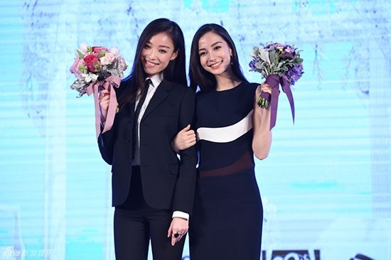 【婚嫁】黄晓明baby10月8日大婚 倪妮将当伴娘