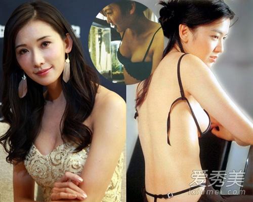 林志玲和徐熙蕾