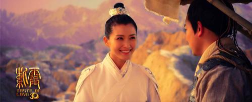 """""""大话迷""""希望至尊宝与紫霞仙子跨越500年时空的""""倾城之恋"""",相爱却不能"""