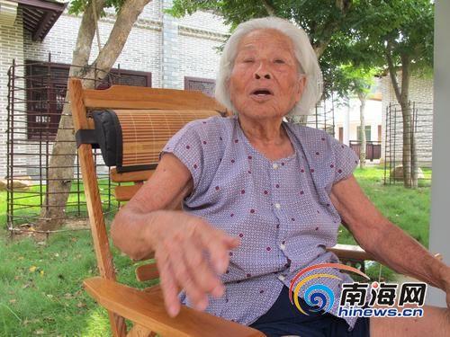 林荣香老人