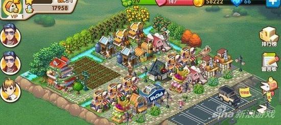 《全民小镇》玩家优秀小镇布局鉴赏