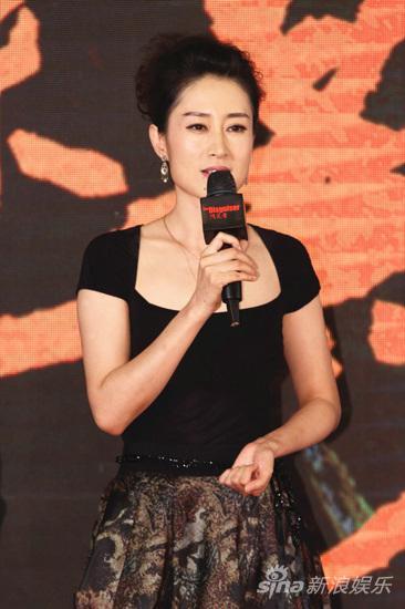 《伪装者》大姐刘敏涛