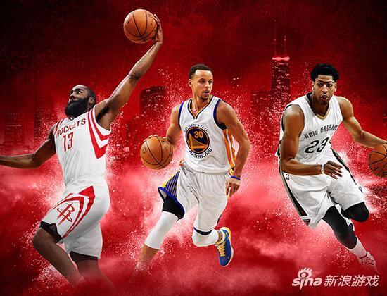 超级巨星登场 《NBA2K16》生涯模式开场曝光