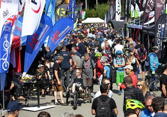 2015欧洲自行车展今日在德国开幕。