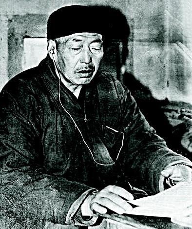 五台山僧人自卫队分队长慈荫法师(五台山风景名胜区政府提供)