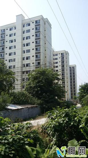 3栋住宅楼
