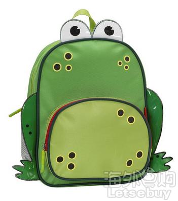 开学新装备 儿童背包书包海淘单品推荐