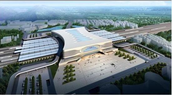 芜湖新火车站