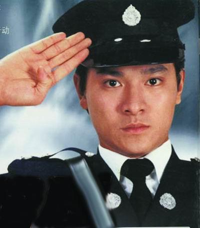 警察蜀黍就是這個人!盤點娛樂圈十大警裝男神