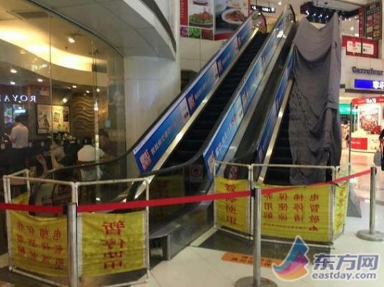 龙之梦电梯事故初步调查结果 保洁员未按规定停梯清洁