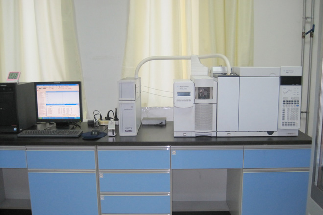 热脱附-气相色谱质谱仪