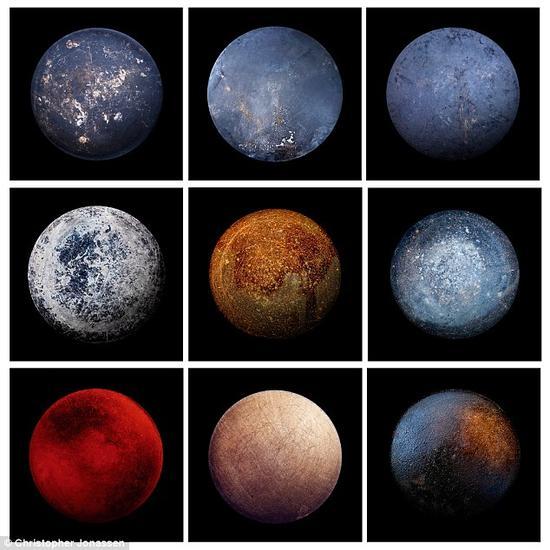 旧锅底还是木卫二?NASA这张照片令人抓狂