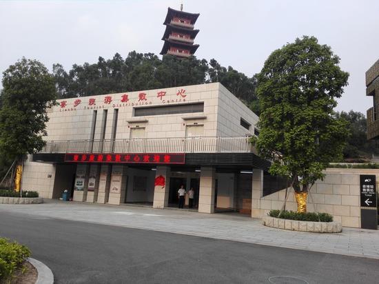 寮步镇建有cba第一馆,香博馆,牙香街,影视城,动物园,香慧寺,香市公园
