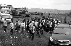19名法官和司法警察山西执法遭围攻