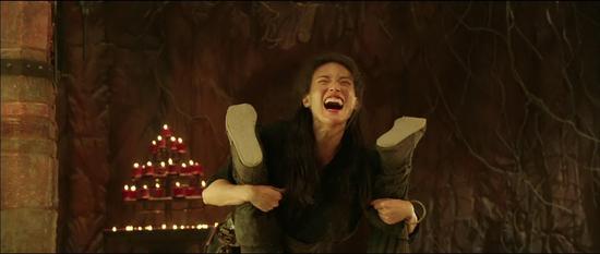 舒淇在电影《西游降魔篇》中的精彩表现