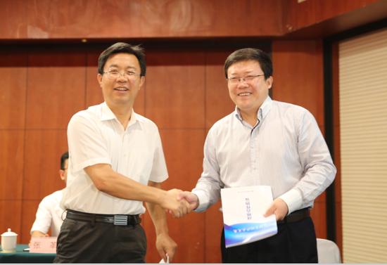 山东省文化厅与山东建设银行山东分行签订战略合作协议