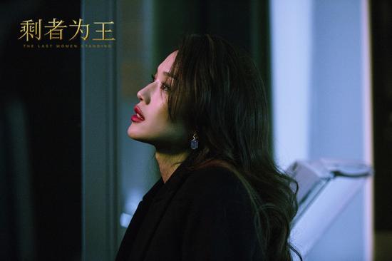 舒淇新片《剩者为王》
