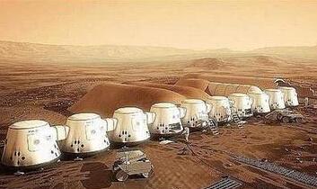"""6名志愿者体验""""火星之旅"""" :与世隔绝生活一年"""