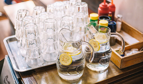檸檬水的正確泡法