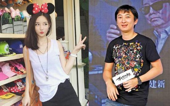 王思聪和女友朱宸慧(资料图)