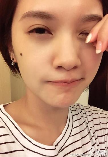 杨丞琳否认已婚