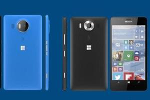 Win10旗舰机命名终于确定:Lumia 950