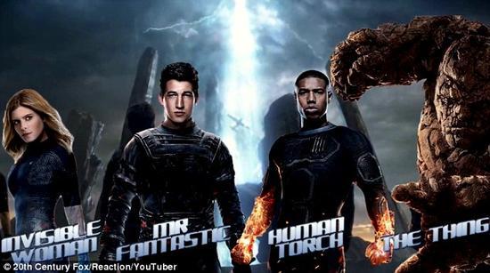 在影片《新神奇四侠》中,四位男女主角在太空穿越后,拥有了神奇的超能力。科学家表示,借助未来新研发的高科技材料,人类将在现实生活中拥有这些超能力。