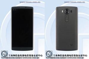 这货是LG G4 Pro? 外观大气或配指纹识别
