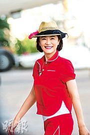 息影多年的大美人林青霞为拍真人秀而复出