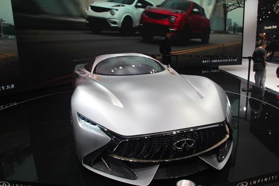 打望2015成都国际车展 来自未来的概念车