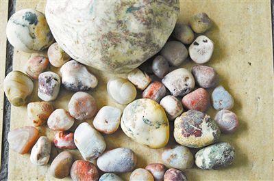 長江彩石原料