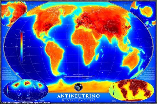有助于科学家了解地球内部状况
