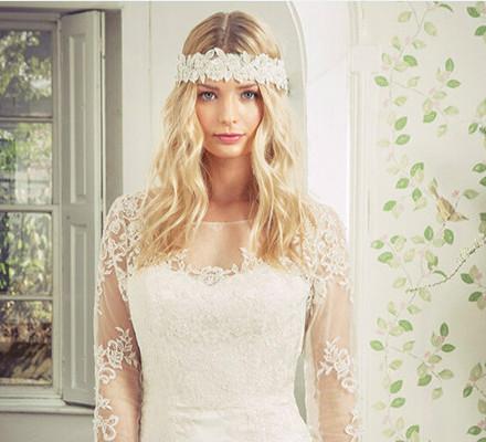 太原婚纱照工作室带你体验浪漫欧式新娘发型
